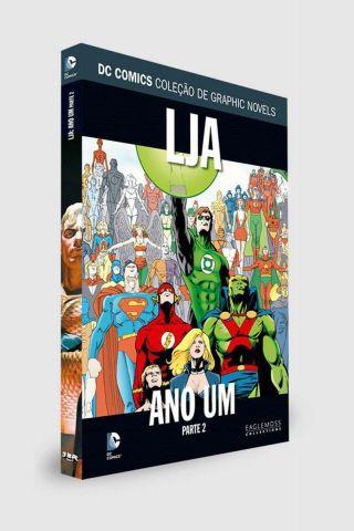 Graphic Novel Liga da Justiça: Ano Um - Parte 1