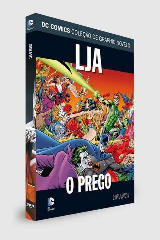 Graphic Novel Liga da Justiça da América: O Prego