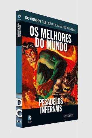 Graphic Novel Os Melhores do Mundo: Pesadelos Infernais ed. 68