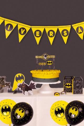Kit Festa Só um Bolinho Batman
