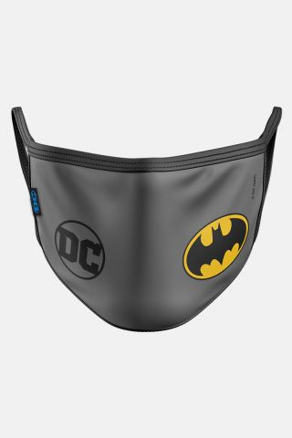 Máscara Batman Logo DC