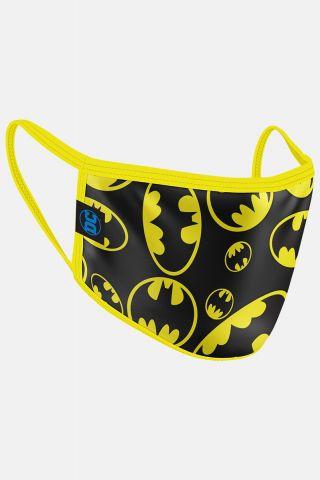Máscara Batman Logos