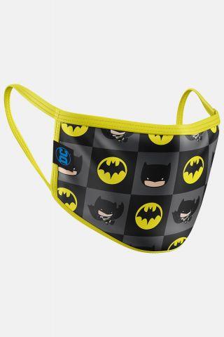 Máscara Batman Pattern Chibi