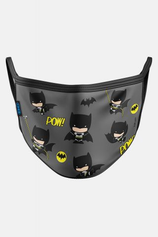 Máscara Batman POW!
