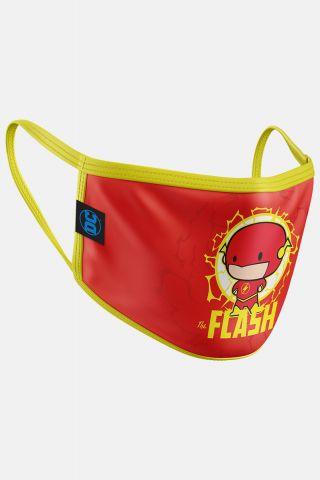 Máscara Infantil The Flash Chibi