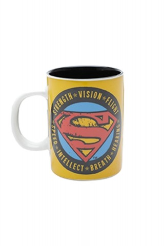 Mini Caneca Superman Logo