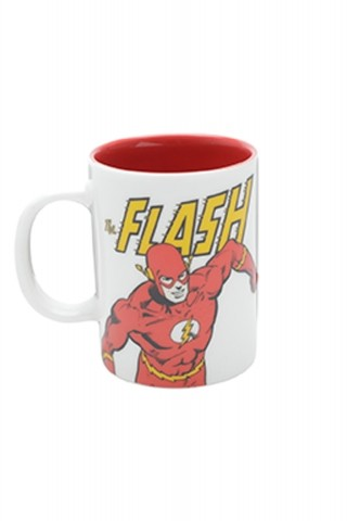 Mini Caneca The Flash Running