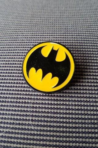Pin de Metal Batman Logo