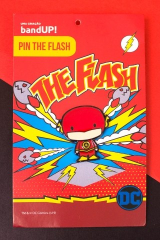 Pin de Metal The Flash Chibi