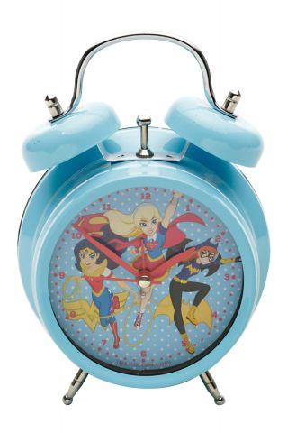 Relógio Despertador Super Heroes