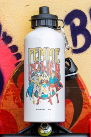 Squeeze Power Girls Femme Power
