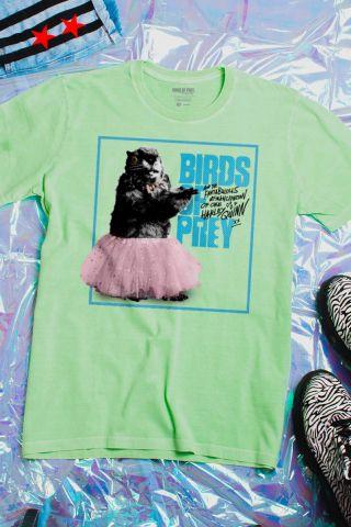 T-Shirt Feminina Birds of Prey