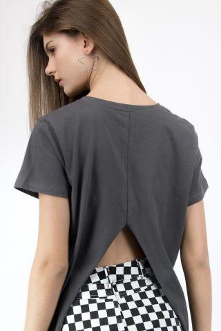 T-Shirt Feminina com Fenda Harley Quinn