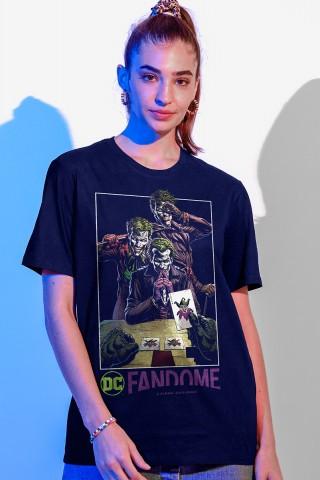 T-shirt Feminina Fandome Coringa