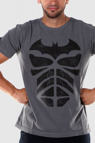 T-shirt Premium Masculina Batman Uniform