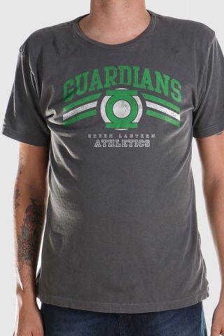 T-shirt Premium Masculina Lanterna Verde Guardians