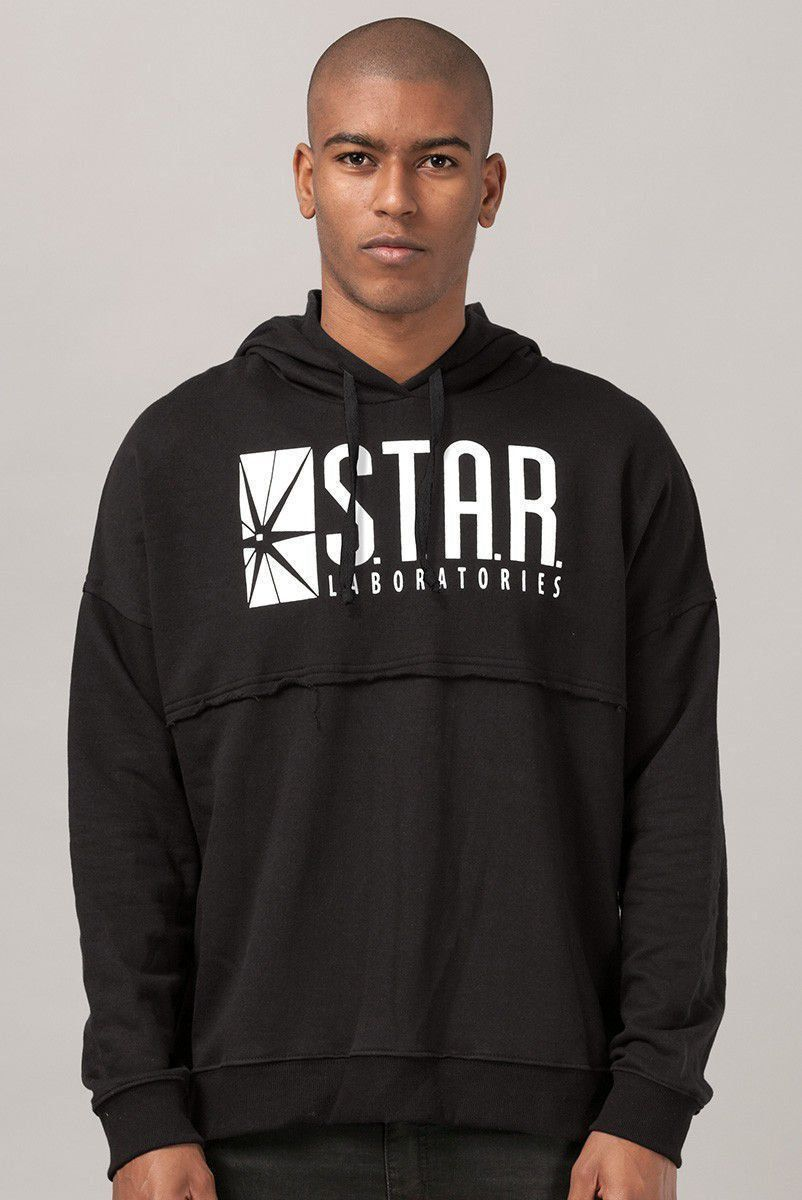 Moletom The Flash Serie STAR Laboratories