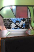 Kit Tigelas de Porcelana DC Batman Attack Position
