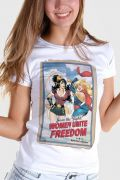 Camiseta Feminina Women Unite for Freedom