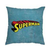 Almofada Superman Logo Clássico 2