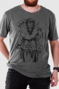 T-shirt Premium Masculina Coringa Extremely Dangerous