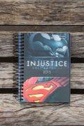 Agenda 2015 Injustice Batman e Superman