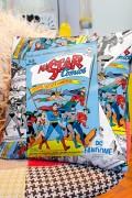 Almofada Fandome All Star Comics