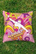 Almofada Power Girls Wonder Woman In Action