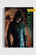 Caderno Arrow The Archer 10 Matérias