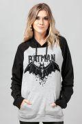Moletom Raglan Batman Bat Anatomy