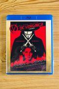 Blu-Ray V de Vingança