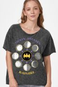 Blusa Feminina Batgirl Moon Phases