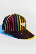 Boné Mulher Maravilha 1984 Rainbow