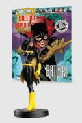 Boneco Miniatura BatGirl - Barbara Gordon ed.95 + Revista