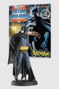 Boneco Miniatura Batman ed.1 + Revista