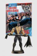 Boneco Miniatura Especial Bane + Revista