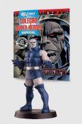 Boneco Miniatura Especial Darkseid + Revista
