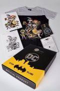Box Chiaroscuro Signature Series - Vilões de Gotham