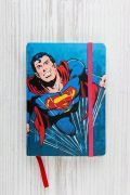 Caderneta de Anotações Superman Flying