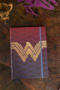 Caderneta de Anotações Wonder Woman Movie Fancy Logo A5