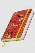 Caderneta de Anotações Grande The Flash Em Ação