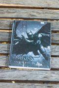 Caderno 10 Matérias Batman Blackgate