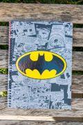 Caderno Batman Logo 1 Matéria