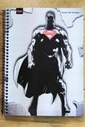 Caderno Superman Man of Steel Gray 1 Matéria