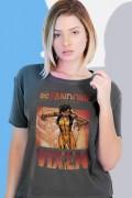 Camiseta Box Feminina Fandome Vixen