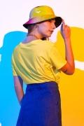 Camiseta Box Feminina Mulher Maravilha 80 Anos