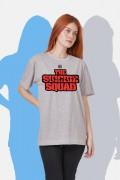 Camiseta Fandome Esquadrão Suicida Logo
