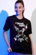 Camiseta Fandome Esquadrão Suicida Task Force X