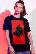 Camiseta Fandome The Batman Silhueta Red