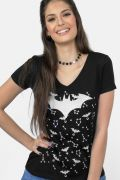 Camiseta Feminina Batman Astrology